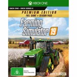 Farming Simulator 19: Premium Edition - Packshot 1