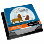 Disney - Classics & Disney-Pixar 2020 Everyday Desk Calendar - Packshot 2
