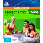 The Sims™ 4 Perfect Patio Stuff (Game Add-On) - Packshot 1