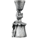 Harry Potter - Goblet of Fire Pewter Goblet Replica - Packshot 1