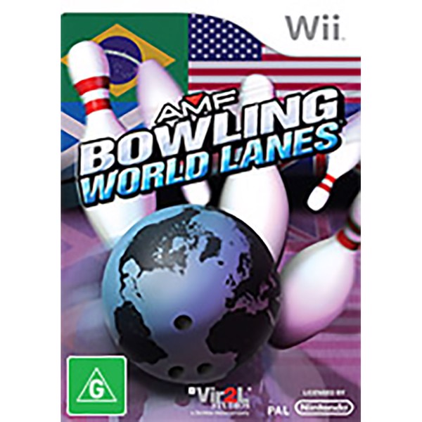 AMF Bowling: World Lanes (preowned)