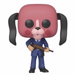 The Umbrella Academy - Chacha with Mask Pop! Vinyl Figure - Packshot 1