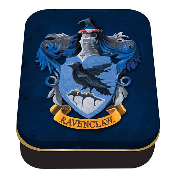 Harry Potter - Ravenclaw Crest Metal Tin Box  - Packshot 1