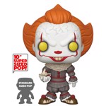 "It: Chapter 2 - Pennywise with Boat 10"" Pop! Vinyl - Packshot 1"