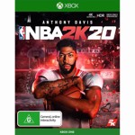 NBA 2K20 - Packshot 1