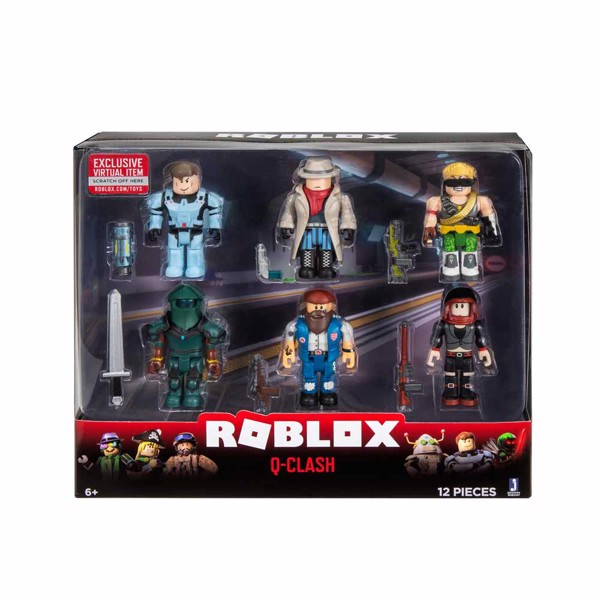 Roblox Summoner Q-Clash - Packshot 1