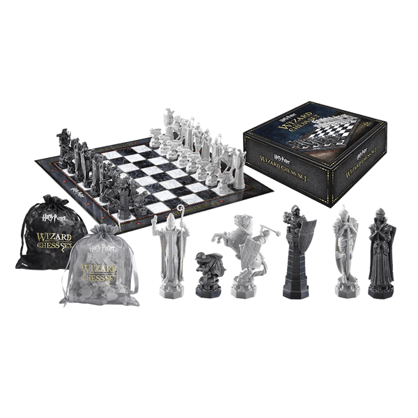 Harry Potter - Wizard Chess Board Game - Packshot 2