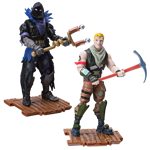 Fortnite - Jonesy & Raven Turbo Builder 2 Figure Set - Packshot 3