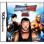 WWE Smackdown vs Raw 2008 - Packshot 1