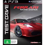 Test Drive Ferrari Legends - Packshot 1