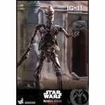 "Star Wars - Mandalorian - IG-11 1:6 Scale 12"" Action Figure - Packshot 2"