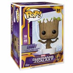 "Marvel - Guardians of the Galaxy:  Dancing Groot 18"" Pop! Vinyl Figure - Packshot 2"