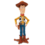 "Disney - Toy Story - Woody 12"" Talking Figure - Packshot 1"