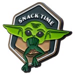 Star Wars - The Mandalorian The Child Snack Time Lapel Pin - Packshot 1
