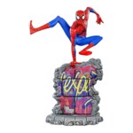 Marvel - Spider-Man: Into the Spider-Verse - Peter B Parker BDS 1/10 Scale Statue - Packshot 1