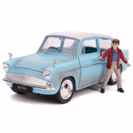 Harry Potter - Ford Anglia Diecast Replica with Harry Potter Figure - Packshot 1