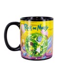 Rick and Morty -  Portal Heat Mug - Packshot 1