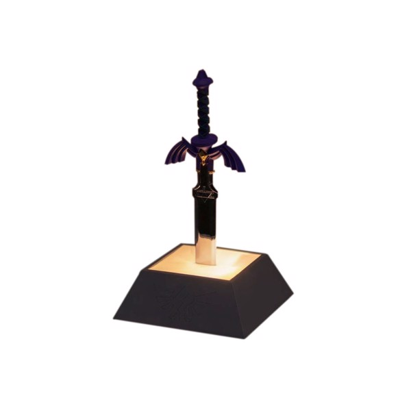 The Legend of Zelda - Master Sword Lamp - Packshot 2