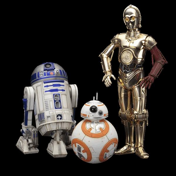 Resultado de imagen para Star Wars R2D2 png