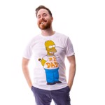The Simpsons - #1 Dad T-Shirt - Packshot 1