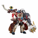 Transformers - Encore Big Convoy with Matrix Buster Figure - Packshot 1