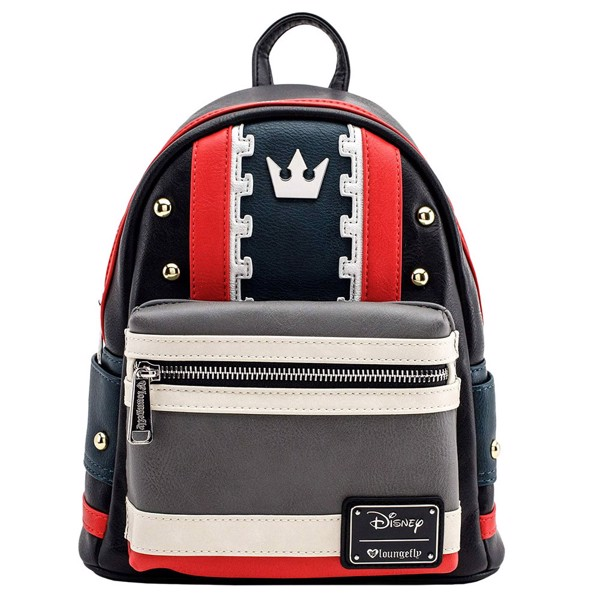 Kingdom Hearts III - Sora Loungefly Mini Backpack - Packshot 1