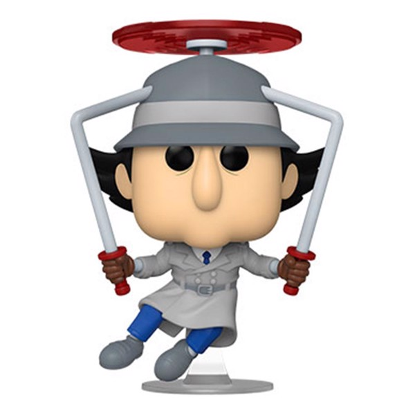 Inspector Gadget - Inspector Gadget Flying Pop! Vinyl Figure - Packshot 1