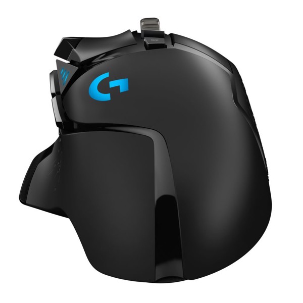 Logitech G502 HERO High Performance Gaming Mouse - Packshot 2