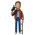 "Back to the Future - Marty McFly 8"" Vinyl Idolz Figure - Packshot 1"