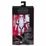 "Star Wars - Episode VIII - First Order Stormtrooper Black Series 6"" Action Figure - Packshot 2"