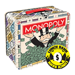 Monopoly Tin Carry All Fun Box - Packshot 1