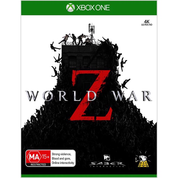 World War Z - Packshot 1
