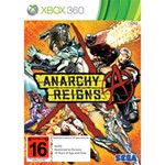 Anarchy Reigns - Packshot 1