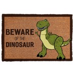 Disney - Toy Story 4 Beware of The Dinosaur Doormat - Packshot 1