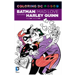 DC Comics - Batman Adventures: Mad Love Colouring Book - Packshot 1