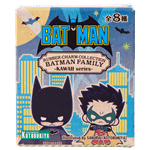 DC Comics - Batman Family Rubber Charm Blind Box (Single Box) - Packshot 1