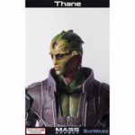 Mass Effect - Thane Krios 1/4 Scale Statue - Packshot 6