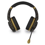 Stealth Classic Gold Abstract Edition Multi-Format Gaming Headset - Packshot 3