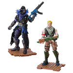 Fortnite - Jonesy & Raven Turbo Builder 2 Figure Set - Packshot 2