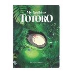 Studio Ghibli - My Neighbour Totoro - Totoro 30 Pop Up Postcards - Packshot 1