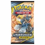 Pokemon - TCG - Unbroken Bonds Booster Pack - Packshot 3