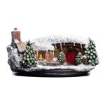 The Lord of The Rings - Hobbit Hole - Christmas #35 Bagshot Row Diorama - Packshot 1