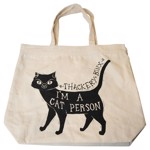 Disney - Hocus Pocus Thackery Binx I'm A Cat Person Tote - Packshot 1
