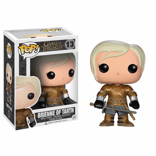Game of Thrones - Brienne of Tarth Pop! Vinyl Figurine - Packshot 1