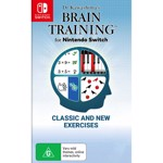 Dr Kawashima's Brain Training for Nintendo Switch - Packshot 1
