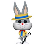 Looney Tunes - Bugs Bunny in Show Outfit 80th Anniversary Pop! Vinyl Figure - Packshot 1