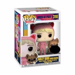 DC Comics - Birds of Prey - Harley Quinn Onesie with Bruce Pop! Vinyl Figure - Packshot 2