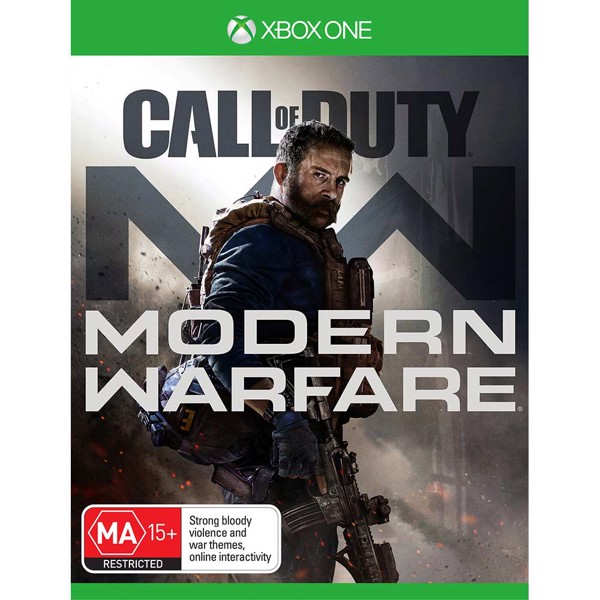 Call of Duty: Modern Warfare - Packshot 1