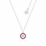 Disney - Frozen 2 Disney Couture Snowflake July Ruby Birthstone Necklace - Packshot 1