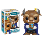 Disney - Beauty and the Beast - Beast Winter Outfit Pop! Vinyl Figure - Packshot 1